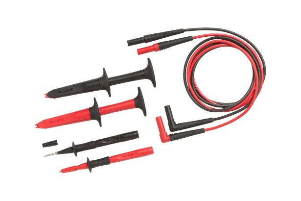 Fluke TL220 SureGrip™ Industrial Test Lead Set