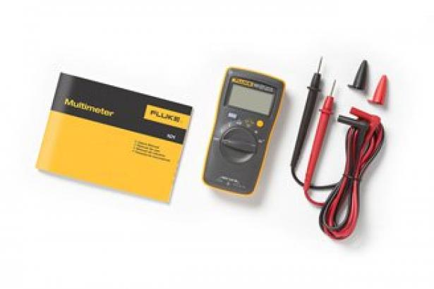 Fluke 101 Digital Multimeter/i400E Clamp Kit | Fluke