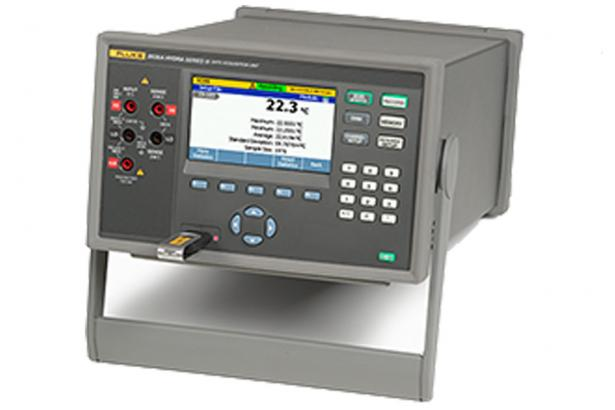 Fluke 2638A/05 Hydra Series III 22-Channel Data Acquisition System 1