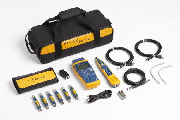 Fluke Networks CableIQ™ Qualification Tester Kit