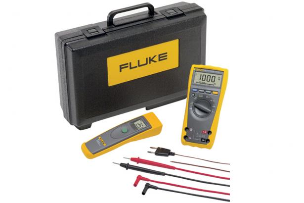 Fluke 179/61 Industrial Multimeter And Infrared Thermometer Combo Kit | Fluke