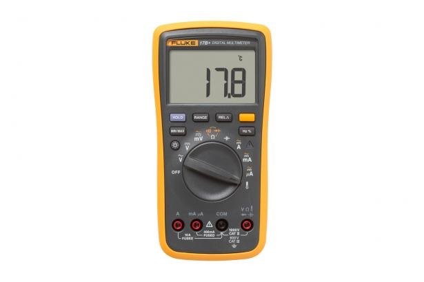 Fluke 17Bplus Digital Multimeter 1