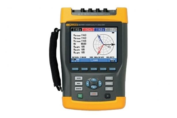 Fluke 434/PWR Power and Power Analyzer 1