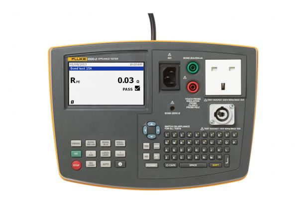 Fluke 6500-2 Portable Appliance Tester | Fluke