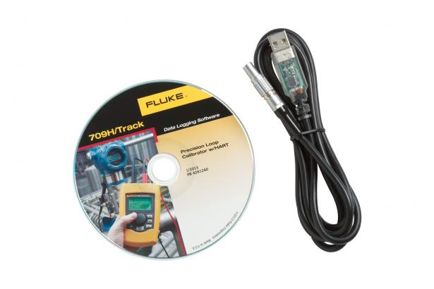 Fluke 709H/Track HART Communications Software 2
