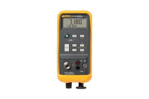 Fluke FLUKE-718-100US 24 mA DC Pressure Calibrator