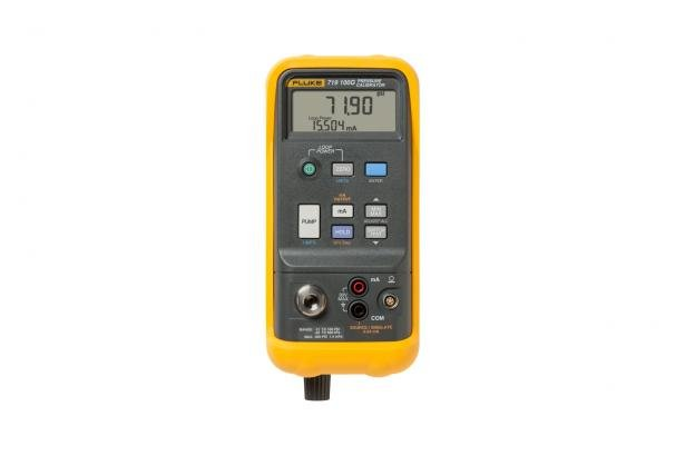 Portable Pressure Calibrator | Fluke 719 Digital Calibrator | Fluke