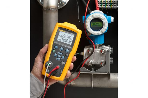 Fluke 719Pro Electric Pressure Calibrator 3
