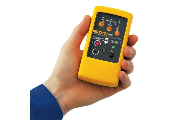 Fluke 9062 Motor And Phase Rotation Indicator | Fluke
