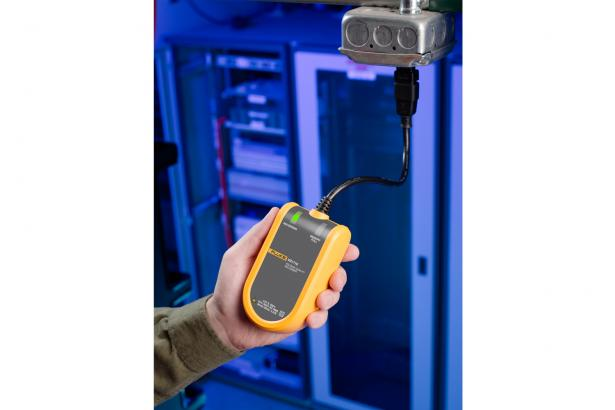 Fluke VR1710 Single Phase Voltage Quality Recorder 2