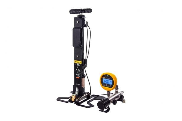 Fluke Calibration 700HPPK Pneumatic Test Pump Kit | Fluke