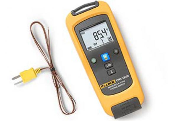 Fluke CNX™ t3000 K-Type Wireless Temperature Module 1