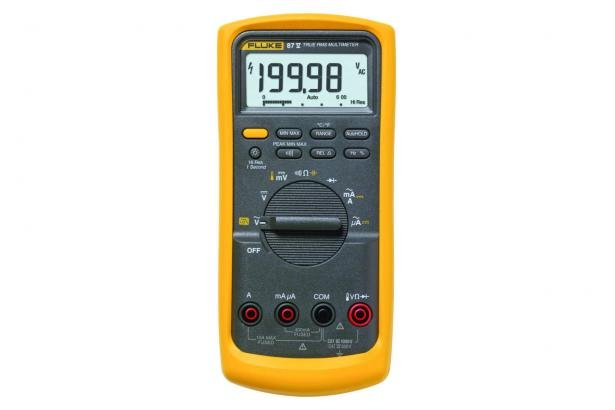 Fluke 87V Industrial Multimeter | Fluke on