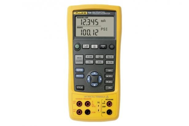 Fluke 725 Multifunction Process Calibrator | Fluke