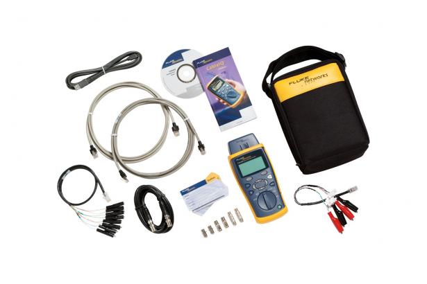Fluke Networks CIQ-KRQ Copper Qualification Tester Kit