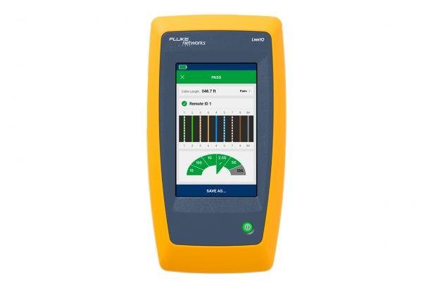 Fluke Networks LinkIQ™ Cable+Network Tester