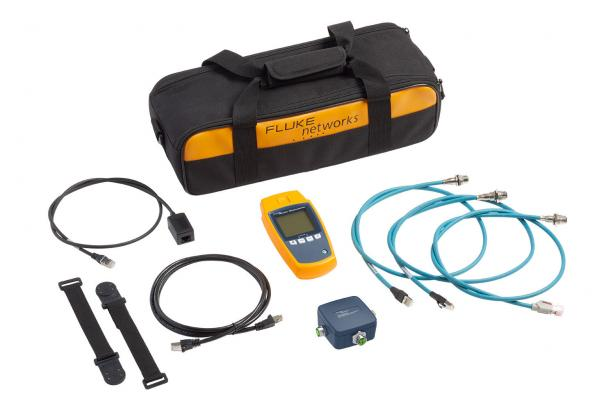 Fluke Networks MicroScanner™ PoE Industrial Ethernet Cable Verifier