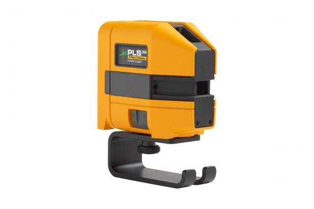 3 Point Self Leveling Green Laser Level | Fluke