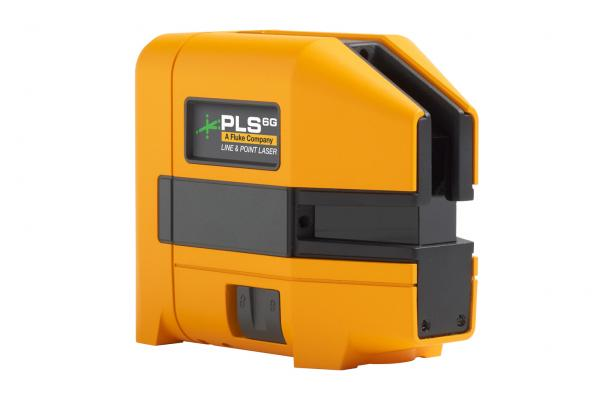 PLS 6G KIT, Cross Line And Point Green Laser Kit | Fluke