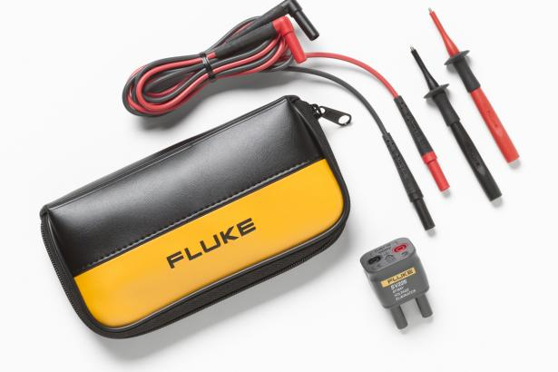 Fluke TL225 SureGrip™ Stray Voltage Adapter Test Lead Kit | Fluke