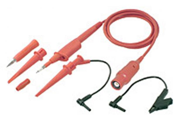 VPS212-R - Voltage Probe Set, 10:1, One Red | Fluke