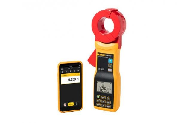 Fluke 1630-2 FC Earth Ground Clamp with App