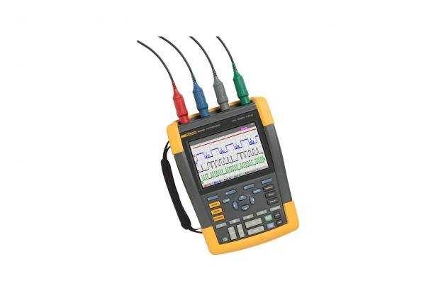 Outil De Diagnostic ScopeMeter® Fluke 190-204 | Fluke