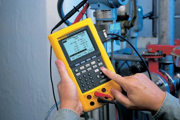 Fluke 744 Documenting Process Calibrator-HART