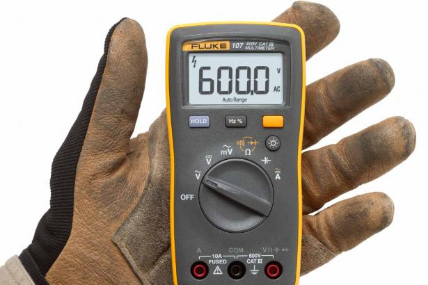 Fluke 107 Mini Multimeter | Best Pocket Multimeter | Fluke