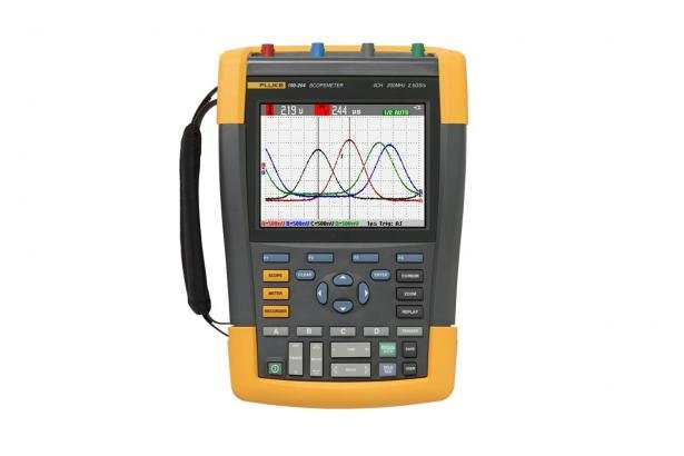 Outil De Diagnostic ScopeMeter® Fluke 190-062 | Fluke