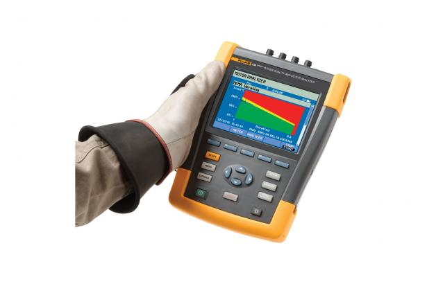 Fluke 438-II Power Quality and Motor Analyzer