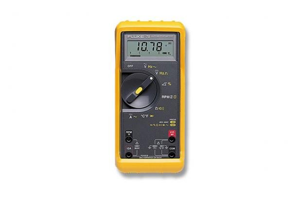 Fluke 78 Automotive Multimeter | Fluke