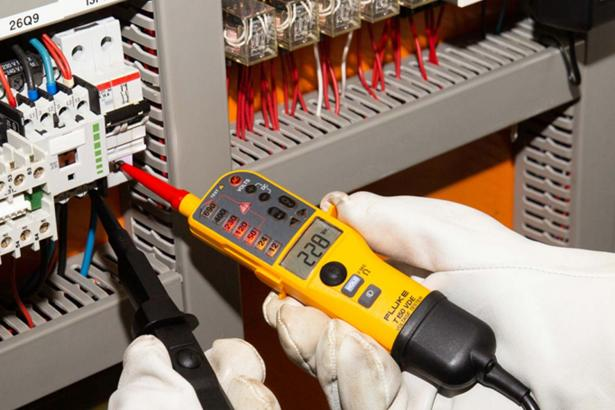 Fluke T150 Two-pole Voltage and Continuity Electrical Tester