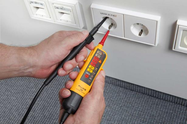 Fluke T90 Two-pole Voltage and Continuity Electrical Tester