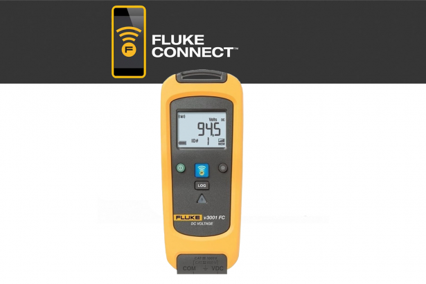 Fluke V3001 FC Wireless DC Voltage Module | Fluke