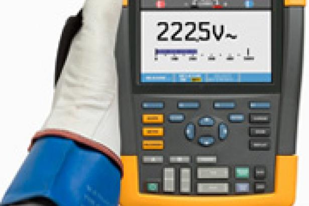 Powerful new 2-channel handheld oscilloscopes
