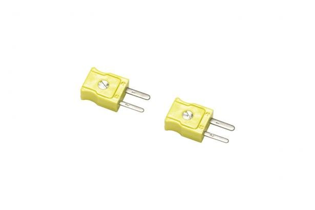 Fluke 80CK-M Type K Male Mini-Connectors | Fluke