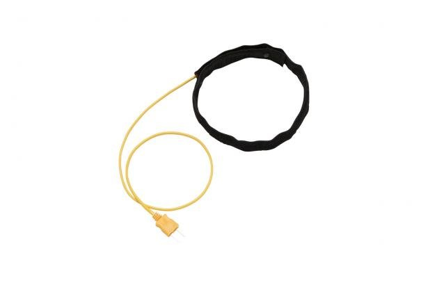 Fluke 80PK-11 Type-K Flexible Cuff Thermocouple Temperature Probe | Fluke