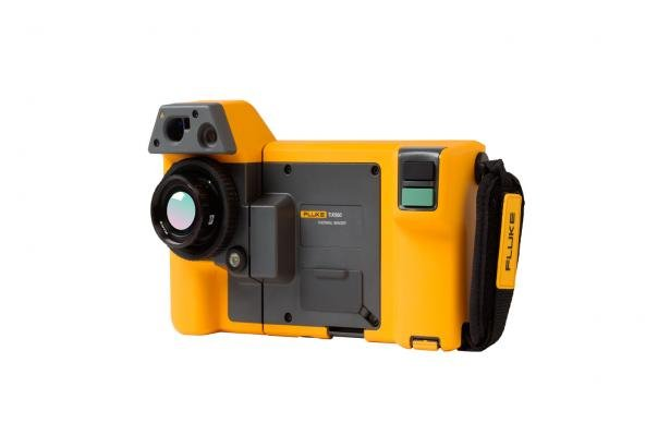 Wide Angle Infrared Smart Lens | Fluke