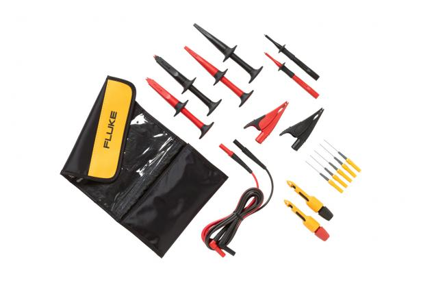 Fluke TLK282 SureGrip™ Deluxe Automotive Test Lead Kit | Fluke