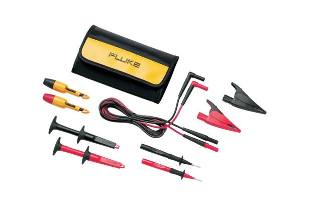 Kit De Cordons De Mesure Pour Applications Automobiles SureGrip™ Fluke TLK281 | Fluke