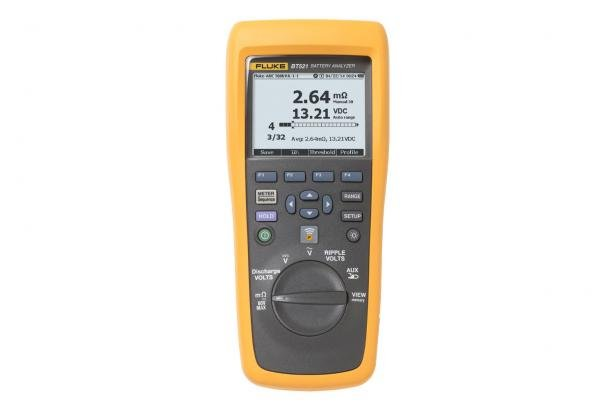 Battery Analyzer | Fluke 500 Series Battery Analyzer | Fluke