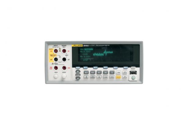 Fluke 8845A/8846A 6.5 Digit Precision Multimeters | Fluke