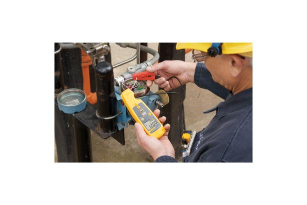 Fluke 771 Milliamp Process 4 20ma Clamp Meter | Fluke