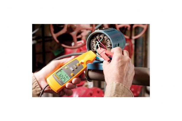 Fluke 771 Milliamp Process Clamp Meter | Fluke