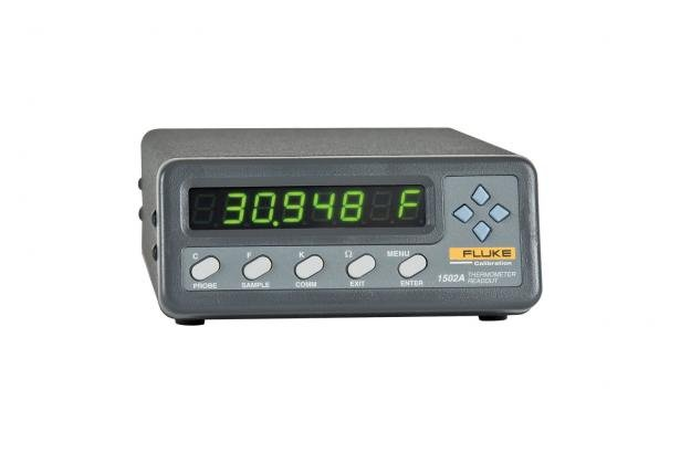 Fluke Calibration 1502A/1504 Thermometer Readouts | Fluke