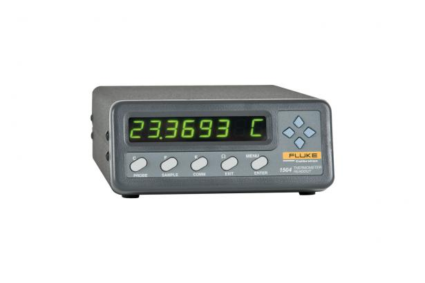 Fluke Calibration 1502A/1504 Thermometer Readouts