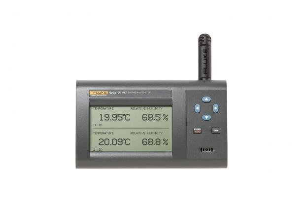 Fluke Calibration 1620A 정밀 온습도계 | Fluke