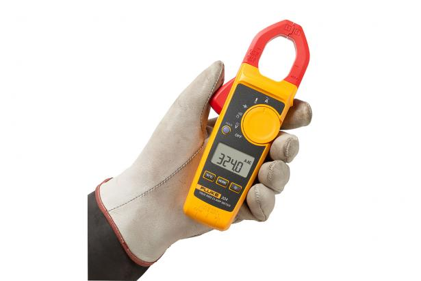 Fluke 324 Plus True RMS Clamp Meter | Fluke