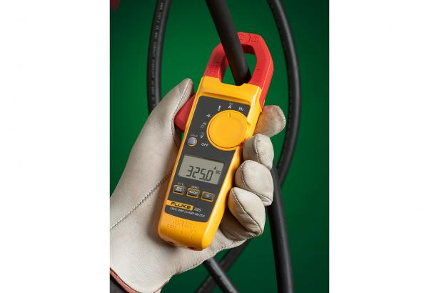 Clamp Multimeters | Fluke 325 True-RMS Clamp Meter | Fluke